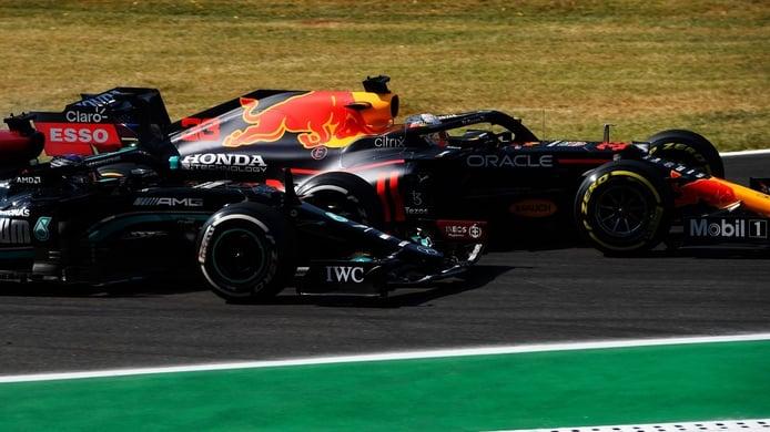 Verstappen, sancionado para Sochi por su accidente con Hamilton en Monza