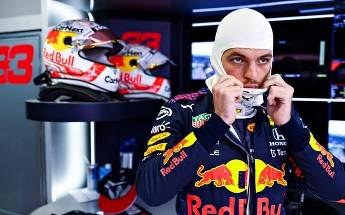 Max Verstappen, sancionado tras cambiar el motor