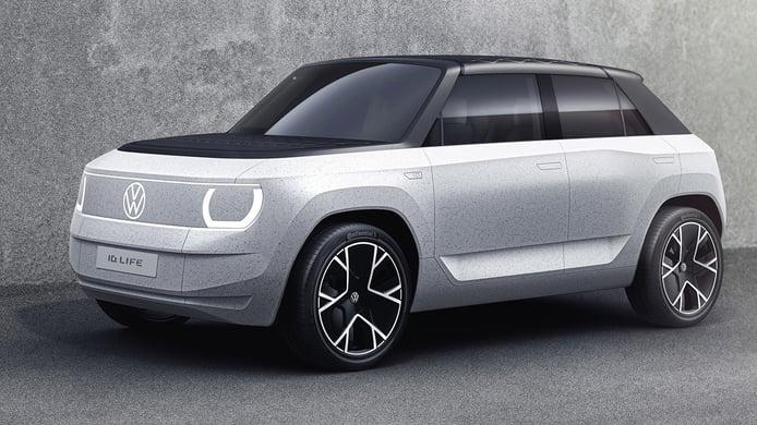 Volkswagen ID. Life, la antesala de un nuevo coche eléctrico que llegará en 2025