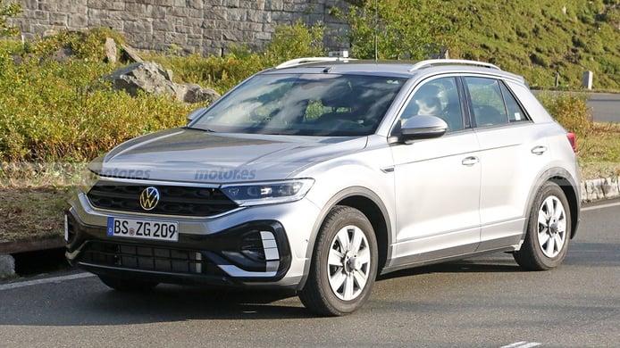 El nuevo Volkswagen T-Roc 2022 ultima su desarrollo de cara a su presentación