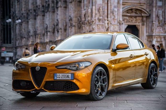 Alfa Romeo Giulia GT Junior, una edición especial con sabor muy deportivo