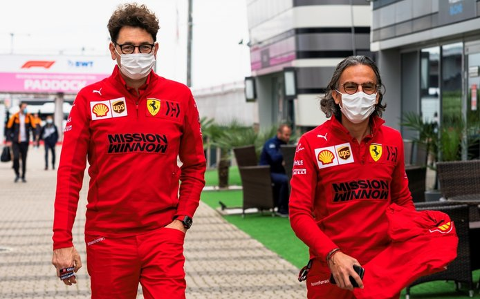 Binotto se queda en Maranello para supervisar la «fase crítica» del Ferrari de 2022