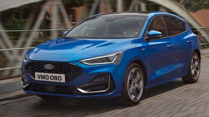 Ford Focus 2022, más conectividad y nueva imagen para el renovado compacto