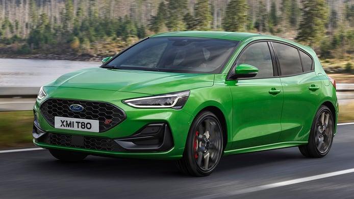 Ford Focus ST 2022, gran renovación para el incombustible compacto deportivo
