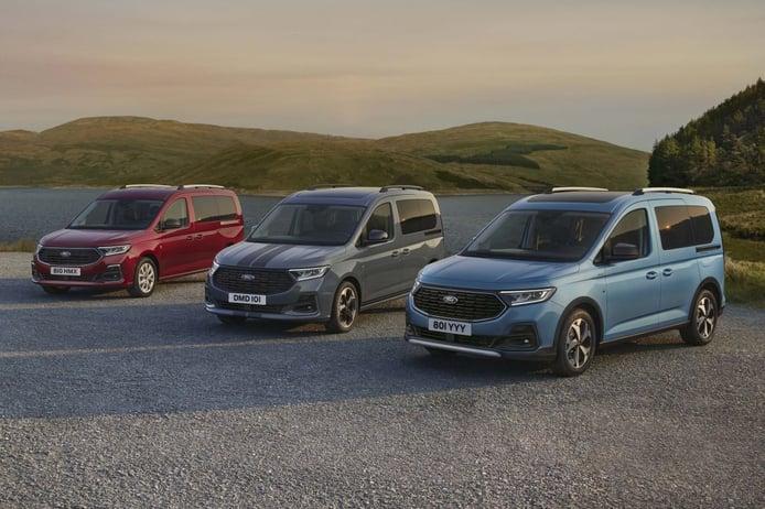 Debuta el nuevo Ford Tourneo Connect 2022, un nuevo comercial más moderno