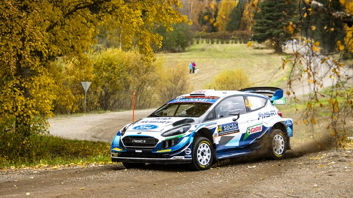 Lista de inscritos del Rally RACC de Catalunya del WRC 2021