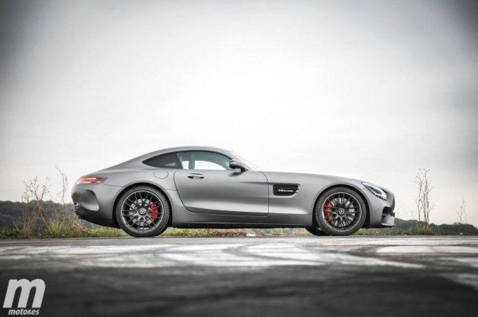 La producción de los Mercedes-AMG GT Coupé y Roadster cesará a final de año