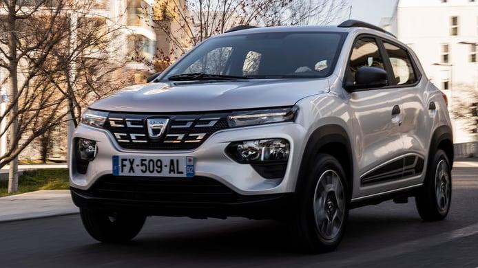 Precio y equipamiento del Dacia Spring Business, la versión destinada a profesionales