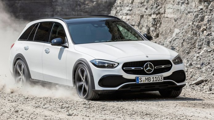 Mercedes Clase C All-Terrain, precios y gama de la atractiva receta anti-SUV