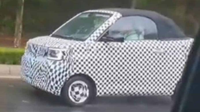 Wuling se lanza al desarrollo del coche eléctrico descapotable más barato