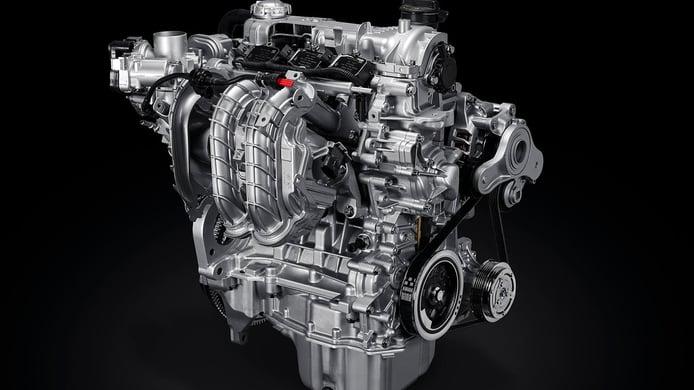 Motor FireFly híbrido ligero de FIAT