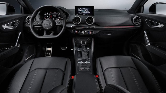 Audi Q2 2021 - interior