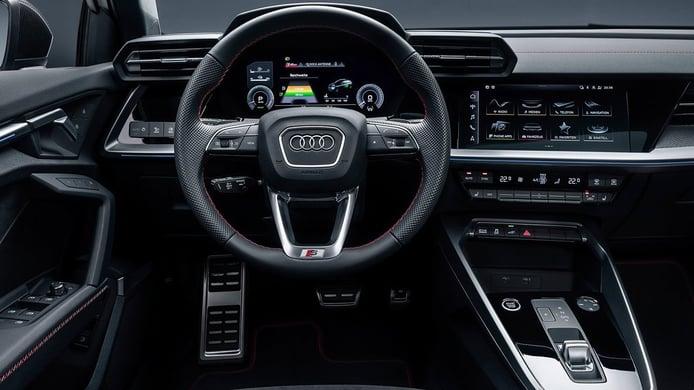Audi A3 Sportback 45 TFSI e - interior