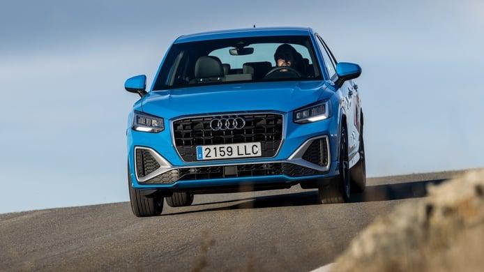 Audi Q2 2021 - frontal
