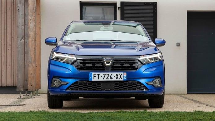 Dacia Sandero 2021 - frontal