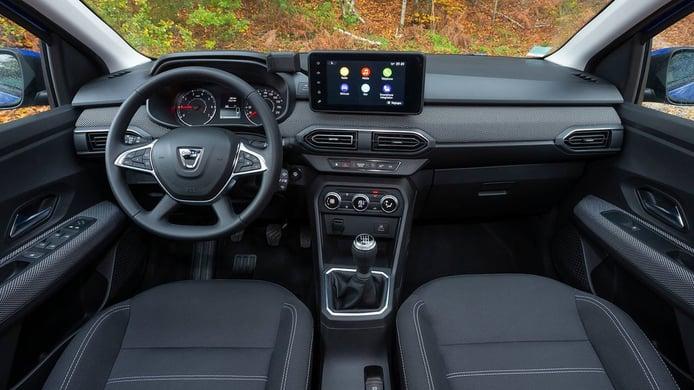 Dacia Sandero 2021 - interior