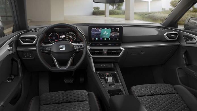 SEAT León Sportstourer e-Hybrid - interior