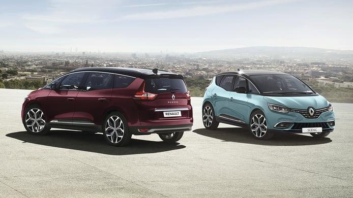 Renault Scénic 2021 y Renault Grand Scénic 2021