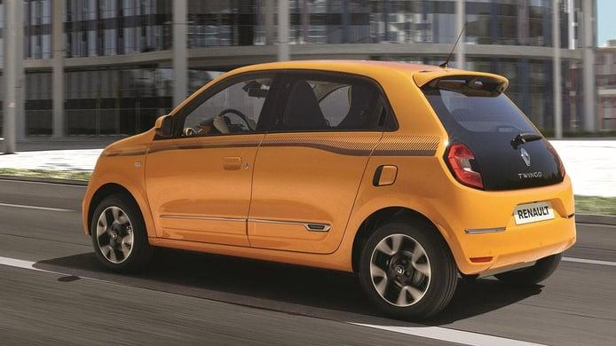 Renault Twingo - posterior