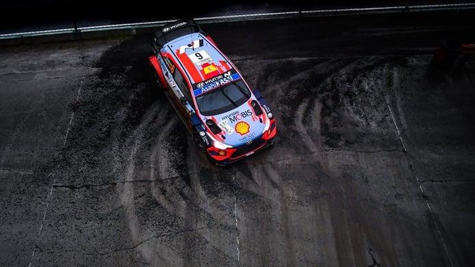 Sébastien Ogier gana en Monza y logra su séptimo título del WRC