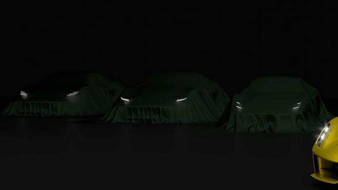 Lotus confirma una nueva serie de vehículos deportivos