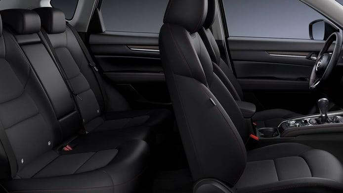 Mazda CX-5 Homura - interior