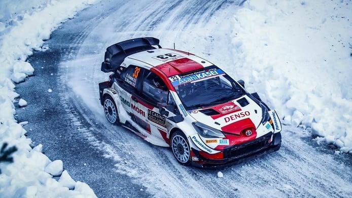 Sébastien Ogier arranca 2021 con victoria en el Rally de Montecarlo