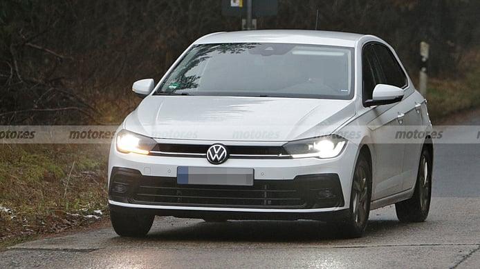 Volkswagen Polo 2022 - foto espía