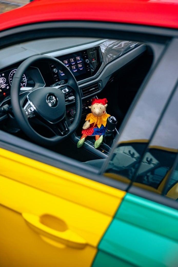 Foto Volkswagen Polo Arlequín - interior