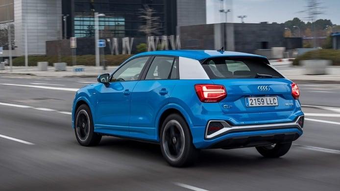 Audi Q2 2021 - posterior