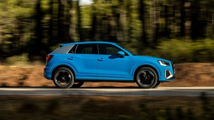 Audi Q2 2021 - lateral