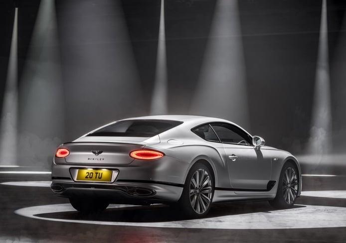 Foto Bentley Continental GT Speed 2022 - exterior