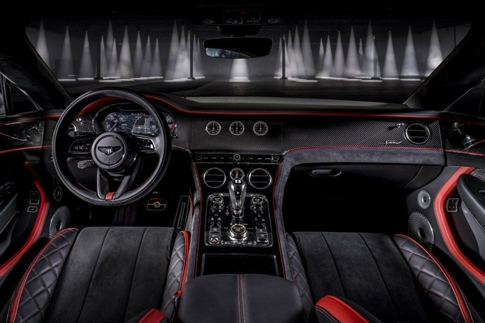 Foto Bentley Continental GT Speed 2022 - interior