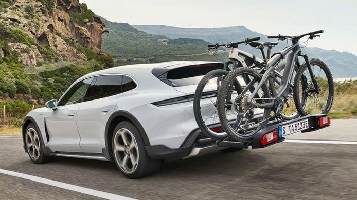 Porsche Taycan Cross Turismo - posterior