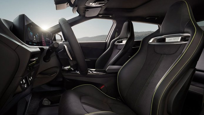 KIA EV6 GT - asientos