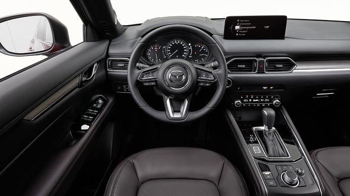 Mazda CX-5 2021 - interior