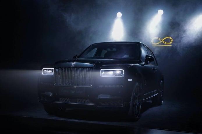 Foto Rolls-Royce Cullinan Black Badge - exterior