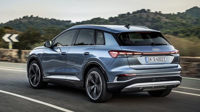 Audi Q4 e-tron - posterior