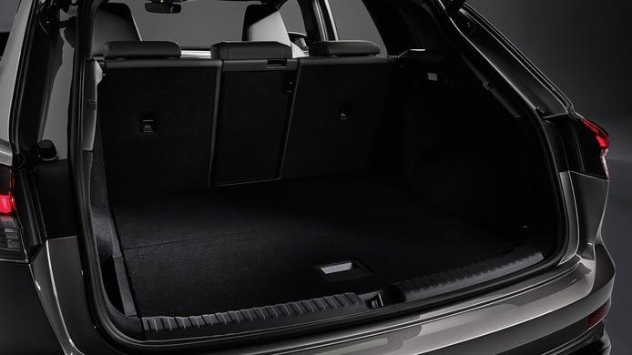 Audi Q4 e-tron - maletero