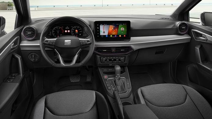 SEAT Ibiza 2021 - interior