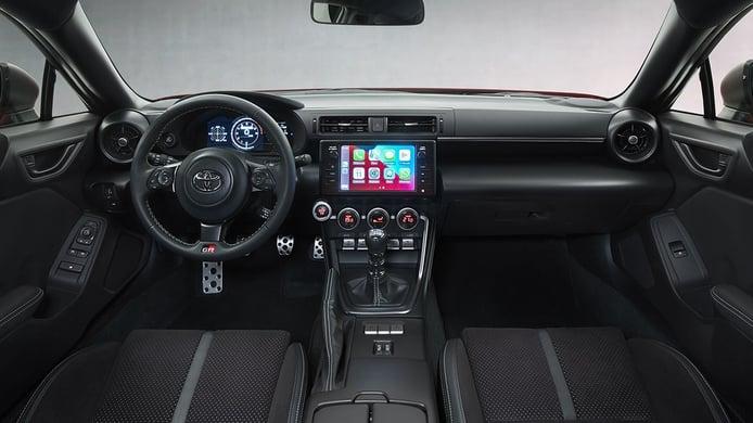 Toyota GR 86 - interior