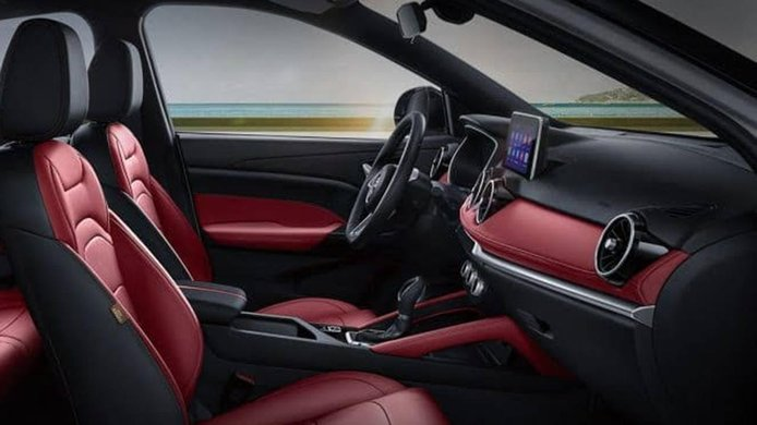 DFSK Fengon 500 - interior