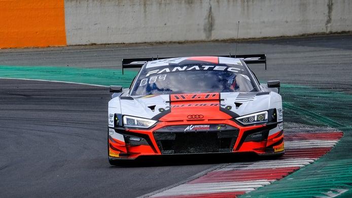 Engel y Stolz conquistan la segunda manga de la Sprint Cup en Magny-Cours
