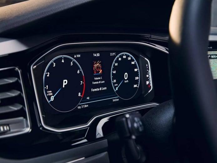 Foto Volkswagen Polo 2021 - interior