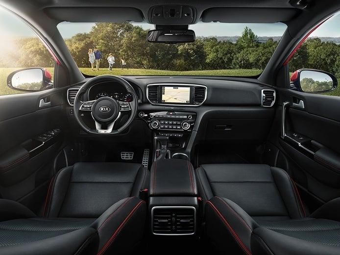 Foto KIA Sportage GT Line 30th Anniversary - interior
