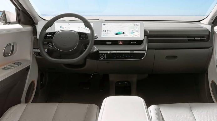 IONIQ 5 - interior