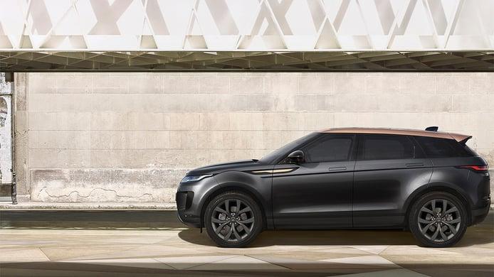 Range Rover Evoque Bronze Collection - lateral