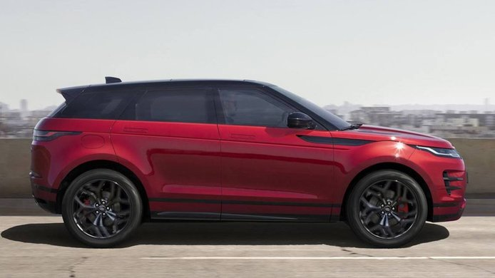 Range Rover Evoque HST P300 - lateral
