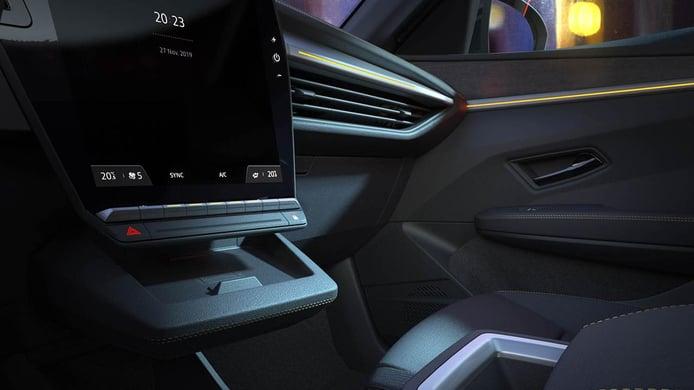 Renault Mégane E-Tech Electric - interior