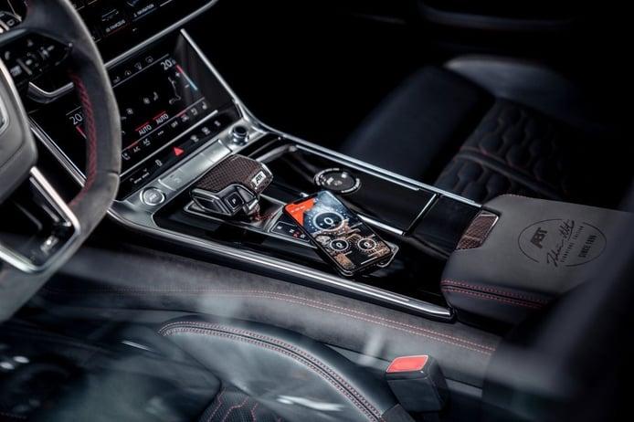 ABT RS6 Johann Abt Signature Edition - interior